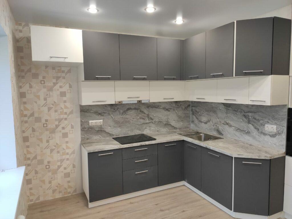 Кухонный гарнитур Графит
