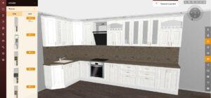3D проект для Вашей кухни и подборка материала